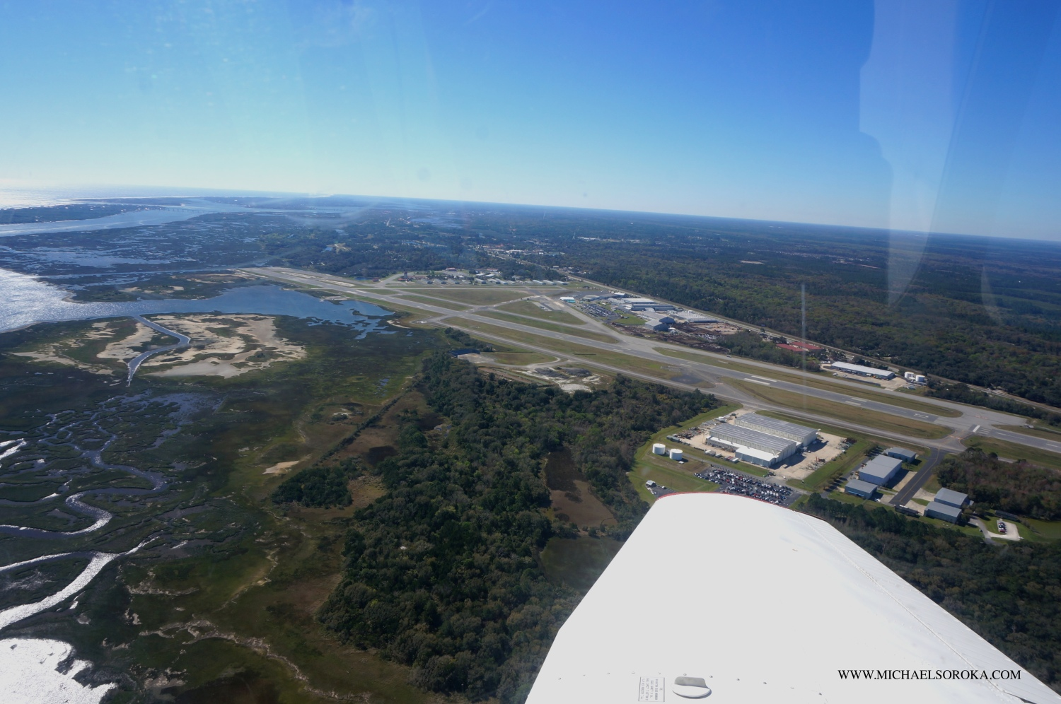 st. augustine airport