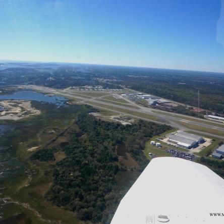 st. augustine airport