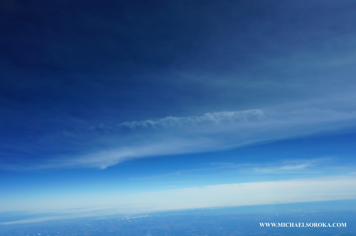 contrail formation