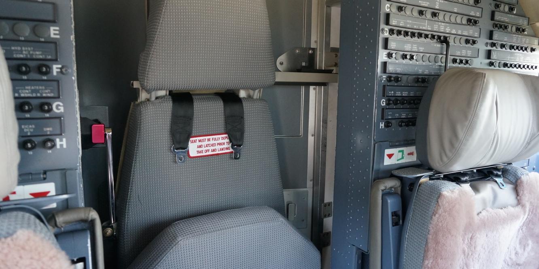 CRJ Jumpseat