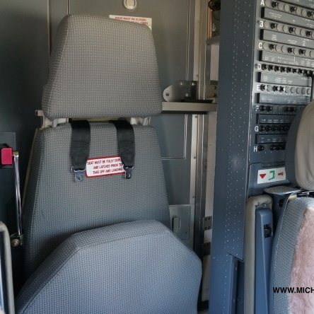 CRJ Jumpseat