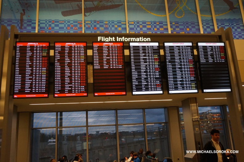 Flight-information